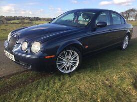Jaguar S-Type 3.0 V6 Sport 4dr Auto 2006 (06 Reg) Price £4,250 Finance Arranged