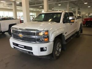 2015 Chevrolet SILVERADO 2500HD High Country 6.6 *Flares* *DVD*
