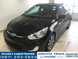 2017 Hyundai Accent SE - HEATED SEATS, SUNROOF, BACKUP CAM