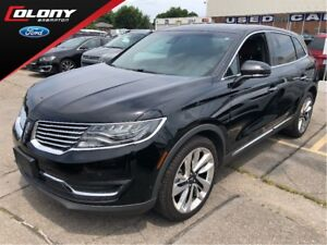 2018 Lincoln MKX | DEMO | 0% O.A.C. | Leather | Navi | Roof