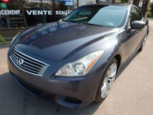 2008 Infiniti G37 G37 S ***PADDLE-SHIFT***MAGS 19 POUCES***