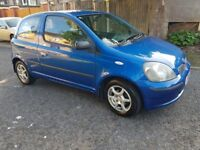 2002 Toyota Yaris 1.3 VVT-i 16v GLS 3dr Automatic @07445775115 1+Owner+Auto+Low+Insurance+HPI