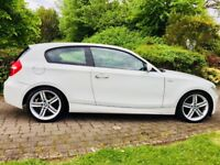 BMW 118D M SPORT 2.0 - vw golf scirocco audi a3 a4 320d mercedes coupe astra focus mini civic gtd