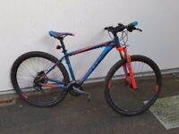 Cube Analog 27 speed Adult Mountain Bike