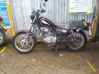 FOR SALE Yamaha S R 125