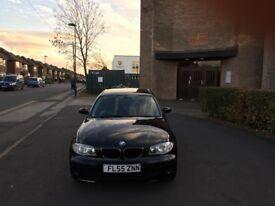 BMW 1 series 116i black