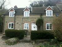 2 bed semi detached near Ludlow Shropshire