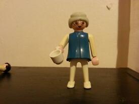 playmobil Geobra vintage retro toy figures 1974