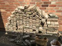 Garden wall Bricks traditional excellent condition