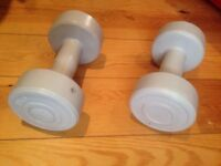 Small Hand Weights - 1.5KG
