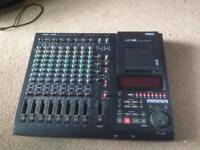 Yamaha MD8 Multitrack MD Recorder Mixer