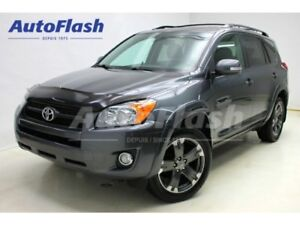 2010 Toyota RAV4 Sport 2.5L AWD * Cuir/Leather * Toit-ouvrant *