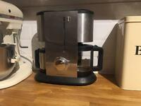 Coffee Filter Machine and Milk Frother Morphy Richards