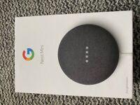 Charcoal Google Nest Mini