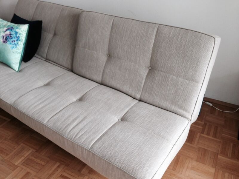 ligne roset sofa smala schlafcouch 25 auf op in m nchen neuhausen ebay kleinanzeigen. Black Bedroom Furniture Sets. Home Design Ideas