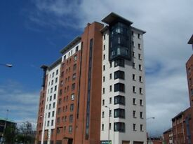 Super 2 bed room apartment at Belfast city centre to let