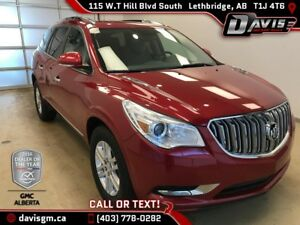 Used 2013 Buick Enclave Convenience-AWD, 7 Passenger