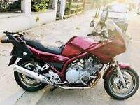Yamaha Diversion XJ900s Scarlet Red Superb Condition (2000)