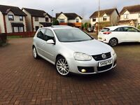 ***IMMACULATE VOLKSWAGEN GOLF 2.0 TDI 170 GT 56 PLATE LOW MILES AND FULL SERVICE HISTORY***