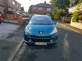 Peugeot 207 1.6 sport HDi 3 Dr