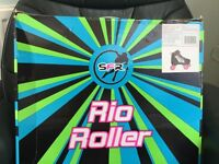 Ladies Rio Roller boots size 7