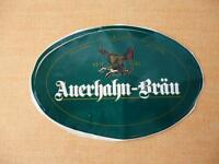 Schlitz, Auerhahnbrauerei - Aufkleber, Sticker Hessen - Rodgau Vorschau