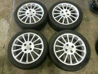 Ford Mondeo ST200 17 Inch Alloy Wheels