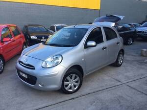 2011 Nissan Micra K13 Upgrade ONLY 50,000Km LOGBOOKS 2 Keys A1 Sutherland Sutherland Area Preview