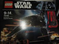 Lego Star Wars Krennic's Imperial Shuttle 75156 NEW
