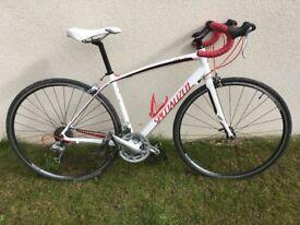 Ladies Specialized Dolce Sport Road Bike