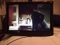 22 inch Logic LCD tv