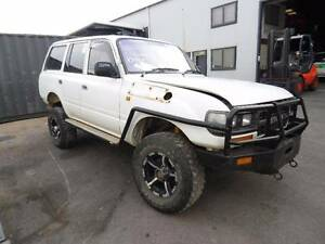 80 SERIES LANDCRUISER GXL 4.2L 1HZ DIESEL MANUAL WRECKING Royal Park Charles Sturt Area Preview