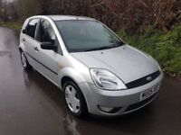 2005 Ford Fiesta 1.4 Zetec New Mot