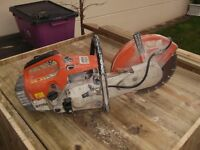 Stihl TS410 Petrol Cut Off Saw / Disc Cutter