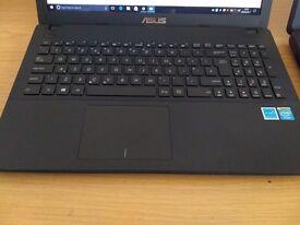 ASUS X551MA LAPTOP N2815 Celeron 4gb ram 500GB HDD Windows 10