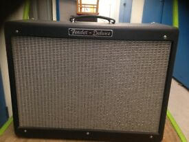 Fender Deluxe Guitar Amp for Sale
