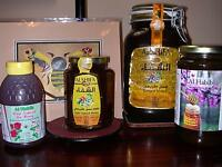 Pure natural honey,  Sidr honey, Black seed honey