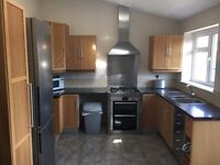Kitchen units, worsurface and sink