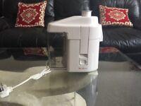 Moulinex juice blender/mixer
