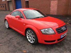 Audi TT Quattro mk1 225 Bam *Rare*Low Miles*Great Condition