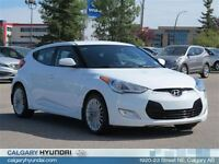 2012 Hyundai Veloster One Owner, Backup Cam, Bluetooth, Htd Seat