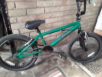 Diamondback demon bmx