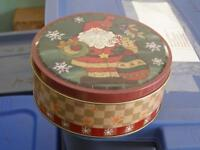 Collection of Decorative Tins/Cans