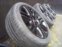 "18"" 5x112 Alloy Wheels Skoda/Vw/Audi/Seat not OZ"
