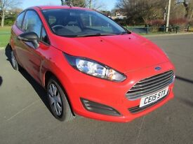 Ford Fiesta 1.25i Studio, low mileage, local car, service history, one lady owner