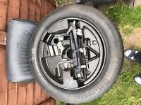 Spare wheel for bmw 5 series E60