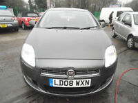 FIAT BRAVO 1.5, HPI Clear , 1 Lady owner From New , 2 Keys , Full service History £1750