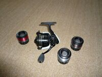 "Fox ""Rage"" 2500 Ultron Pro Reel + 3 Spare Spools - Boxed - Brand new"