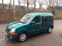 Wheelchair Accessible Vehicle Automatic
