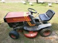 Westwood 1100 Ride On Mower Good Working Order